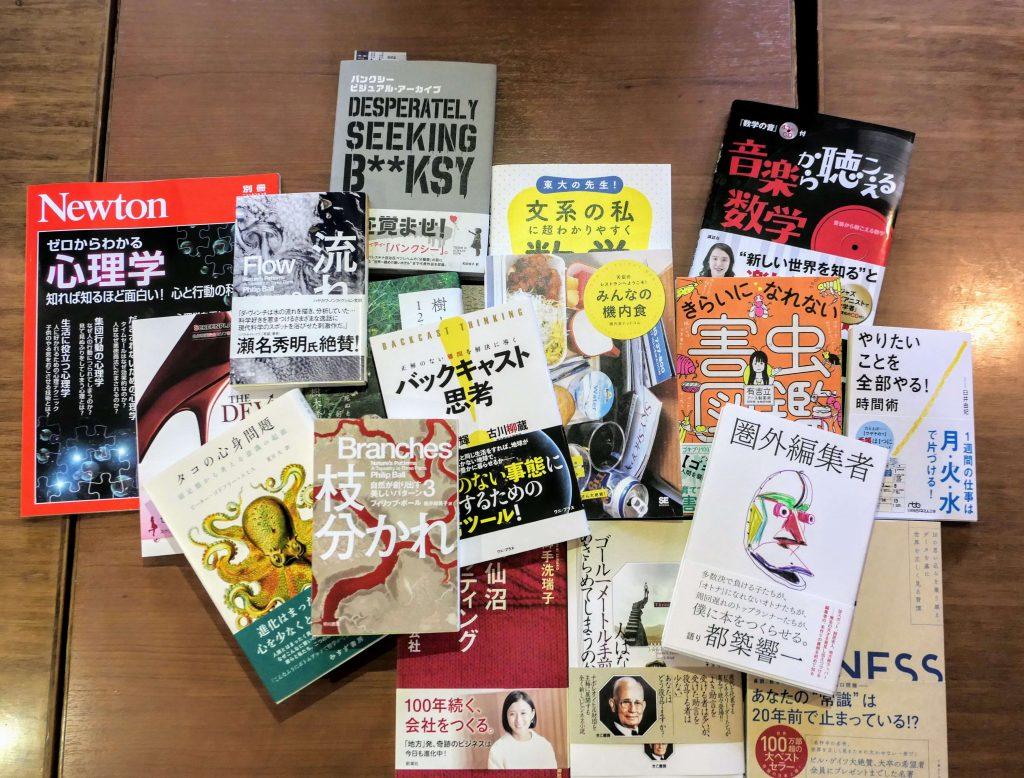 読書しない読書会 39回