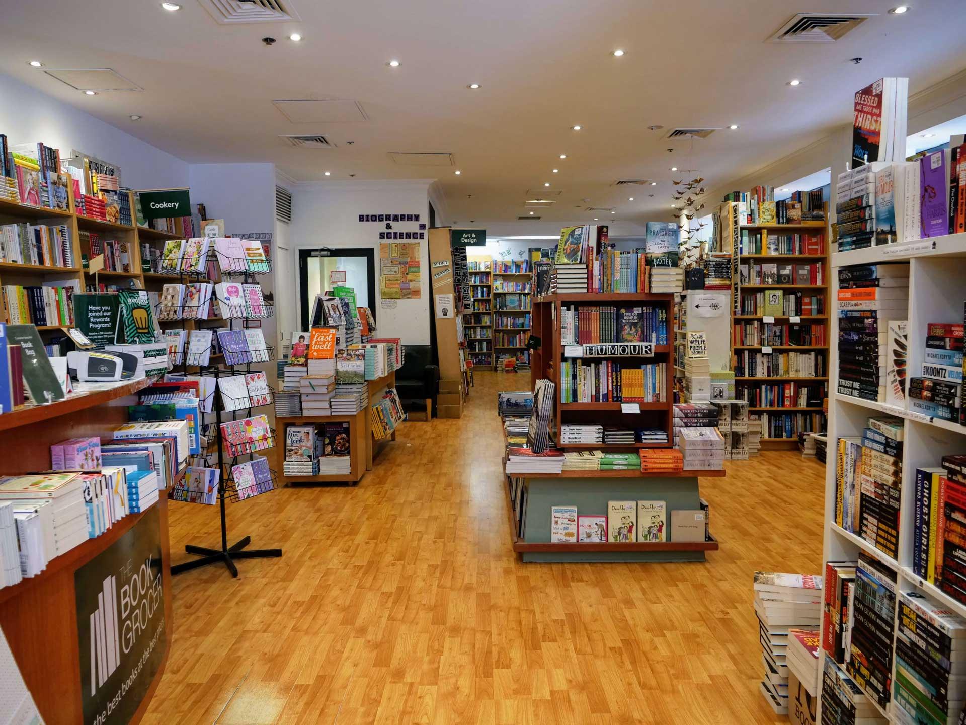 メルボルン 本屋・書店