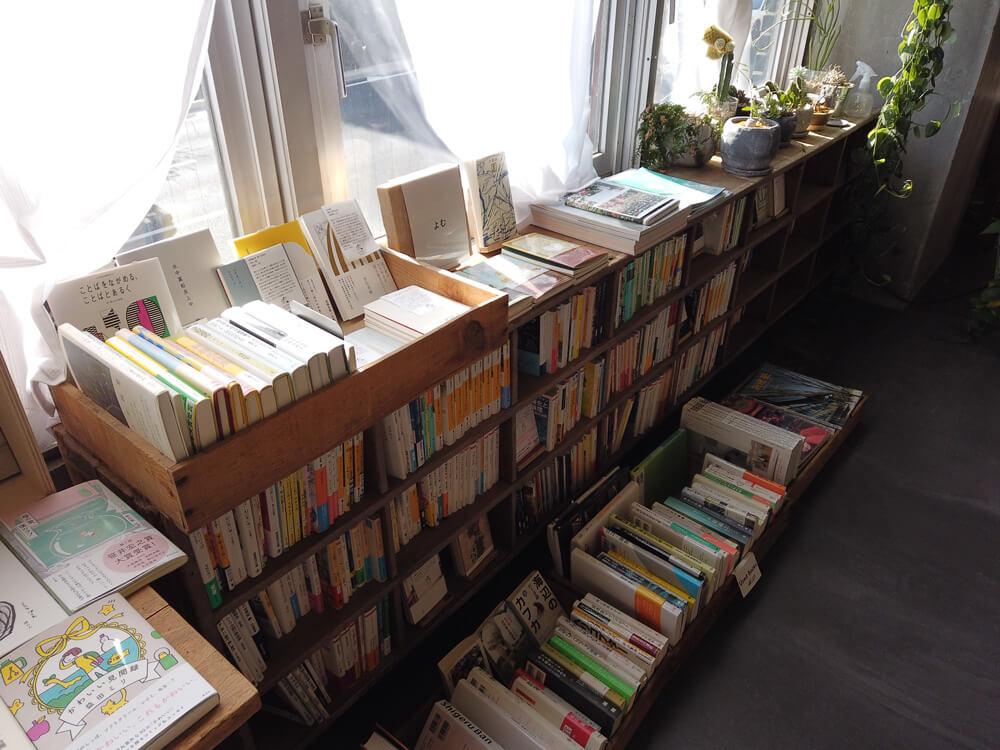 中古本の本棚